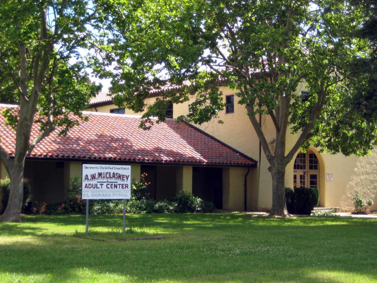 a warren mcclaskey adult center
