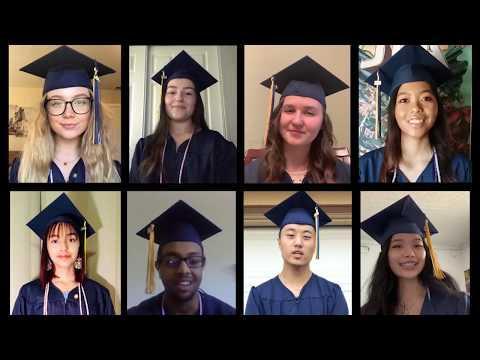 Rosemont High School Virtual Graduation Ceremony