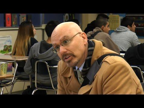 Statewide organization highlights Burbank principal in new video