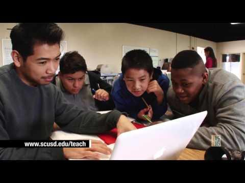 Teach in the Heart of Sacramento
