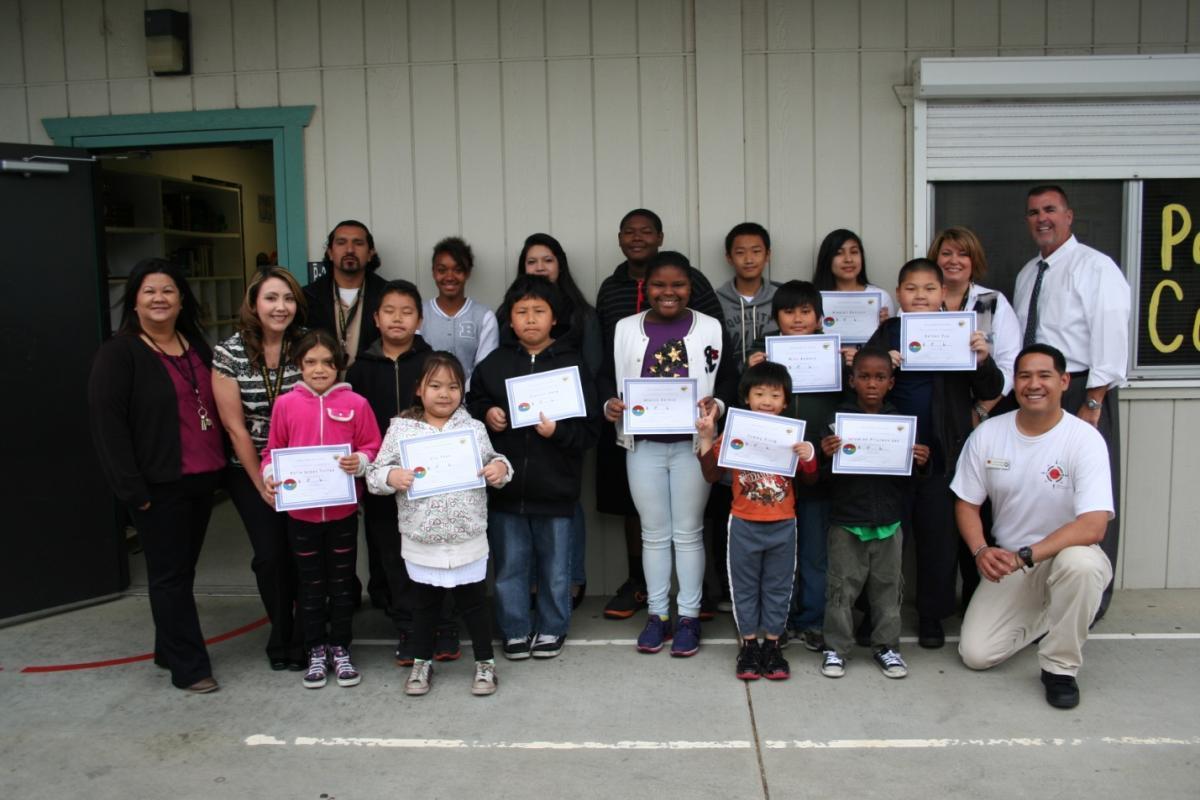 Rosa Parks Sacramento City Unified School District