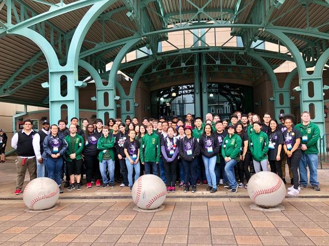 Kennedy And Ses Robotics Compete In World Championship Sacramento
