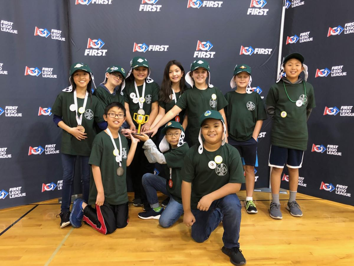 Matsuyama Robotics Team Raises Money For Camp Fire Victims