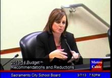March 7, 2013 Board Meeting