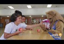 Hiram Johnson students featured in Sacramento Kings' video