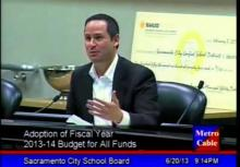 June 20, 2013 Board Meeting