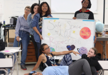Rosemont High School's Love Only Love (LOL) club