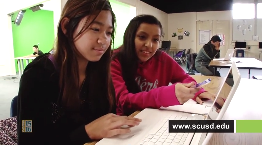 New video highlights SCUSD's commitment to college, career readiness
