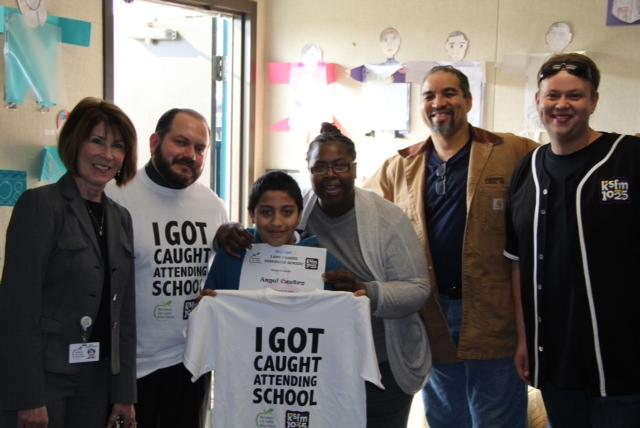 Image of Every day counts: SCUSD's attendance campaign 'catches' kids