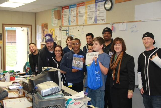 Image of Every day counts: SCUSD's attendance campaign 'catches' Sutterville, David Lubin kids