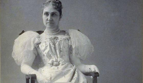 Image of Who was Phoebe Hearst?