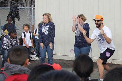 Image of Earl Warren teacher's efforts pay off with $4,600 for Pennies for Patients