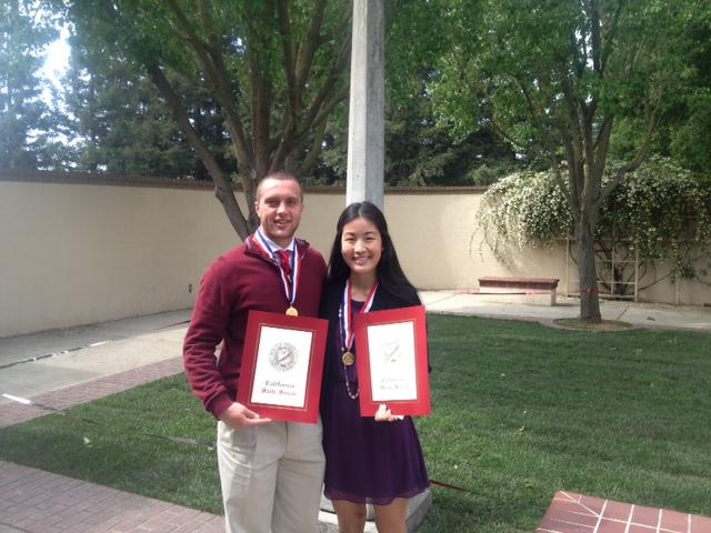 Image of Kennedy, McClatchy scholar-athletes win A. Dale Lacky Scholarships