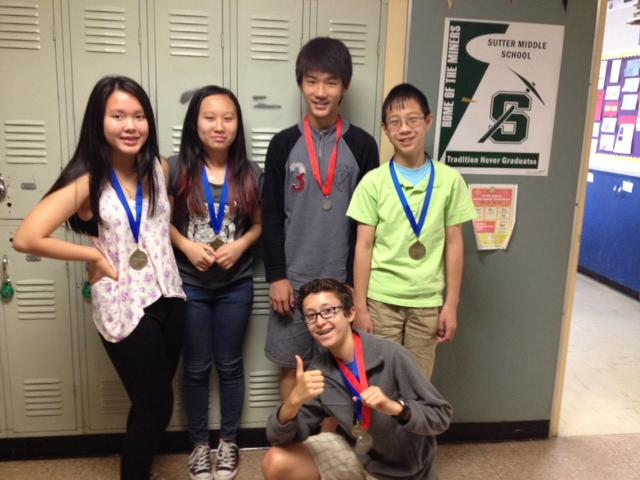 Image of Sutter MESA students take top honors at regional tournament