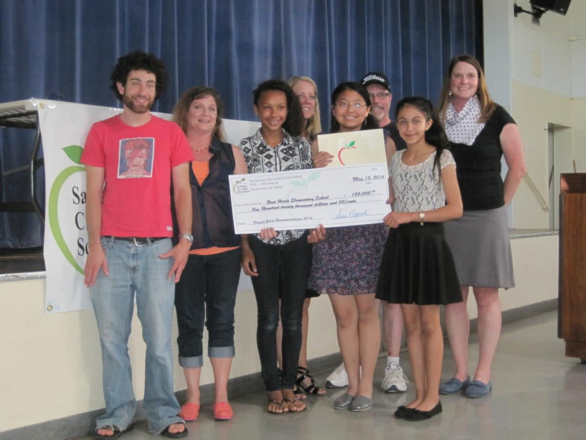 Image of Nineteen student teams awarded bond money at Project Green event