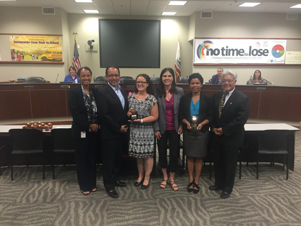 Image of SCUSD accepting nominations for Teachers of the Year, Classified Champions