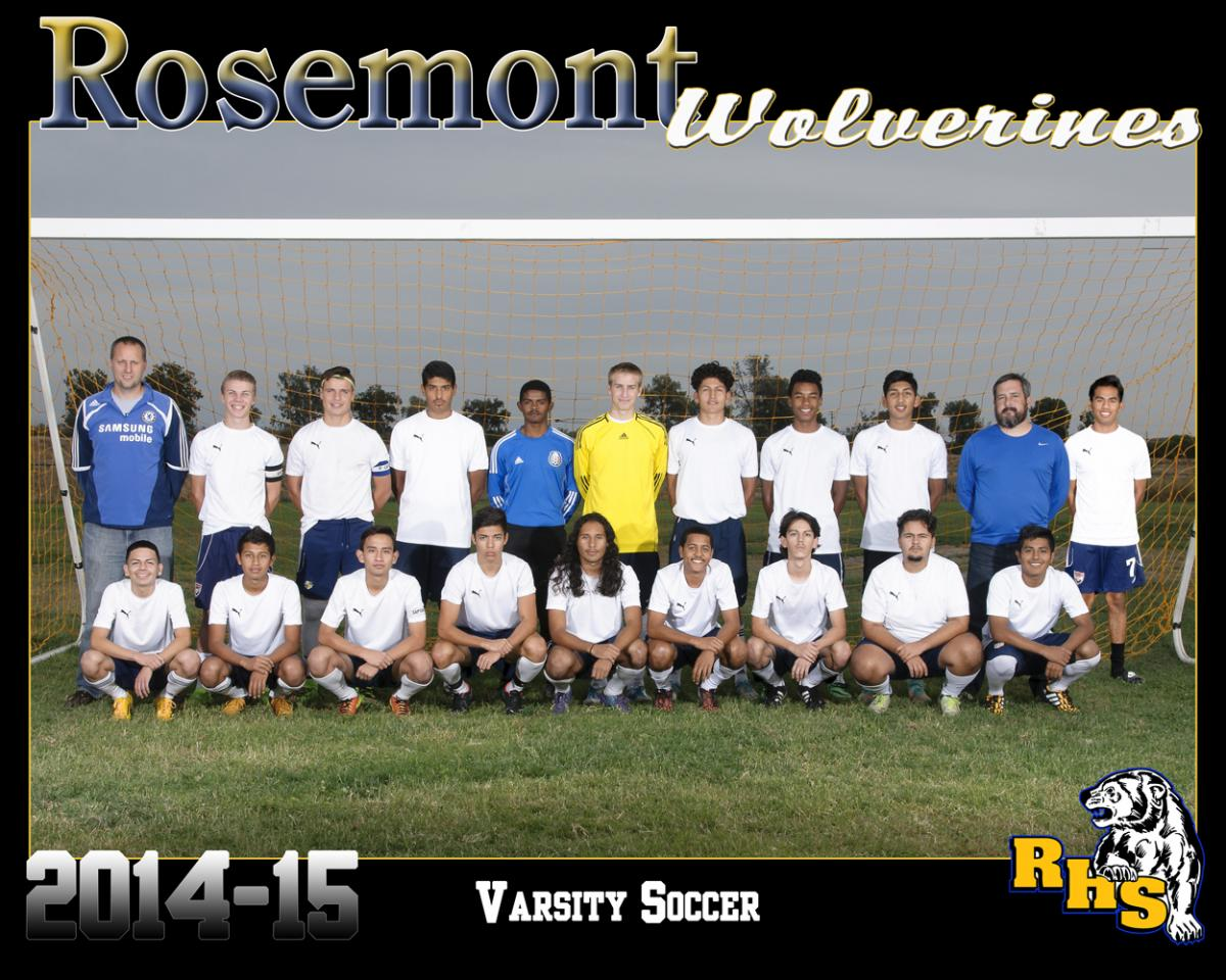 Image of Rosemont's soccer team enjoys a breakout year