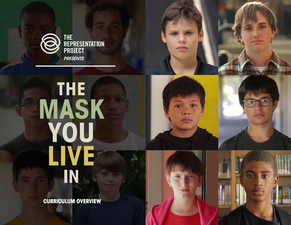 Image of 'The Mask You Live In' Film Screening Event