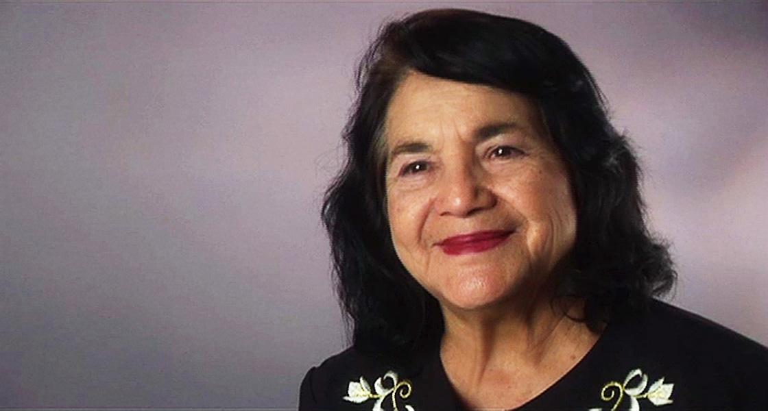 Image of Celebrate Women's History Month: Learn about Dolores Huerta