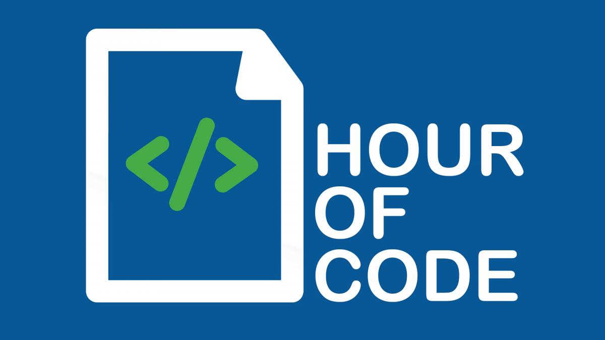 Image of Challenging all schools to get involved in this year's Hour of Code Initiative