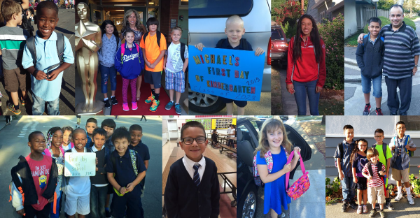 Image of SCUSD welcomes families, students back to school